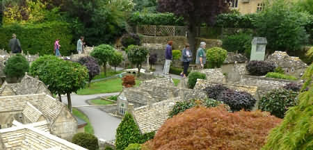 Model Village at Bourton-on-the-Water