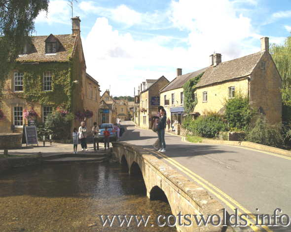 Village of Bourton-on-the-Water