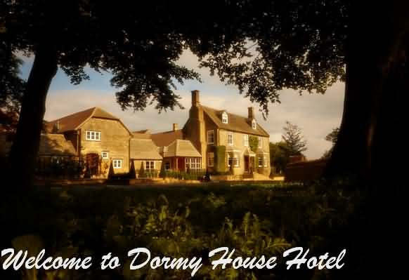 The Dormy House Hotel exterior view
