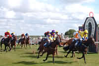 Horse Racing in the Cotswolds Region