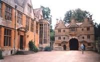 Stanway House in the Cotswolds Village of Stanway
