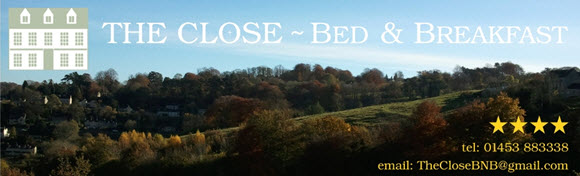 The Close B&B logo