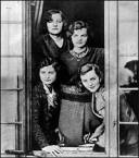 Jessica, Unity, Nancy and Diana Mitford