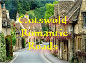 Click Here For - Cotswold Romantic Road from Broadway