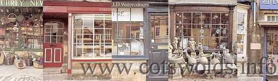 Shopping & Services in Nailsworth